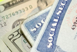 social security card and cash Baltimore Social Security Lawyer